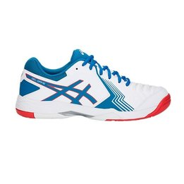 Asics Gel Game 6 E705Y White/Race Bleu