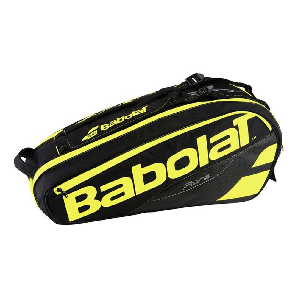 Babolat Pure Line RHx6 Black/Yellow