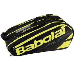 Babolat RH X12 Pure Line Black Fluo Yellow