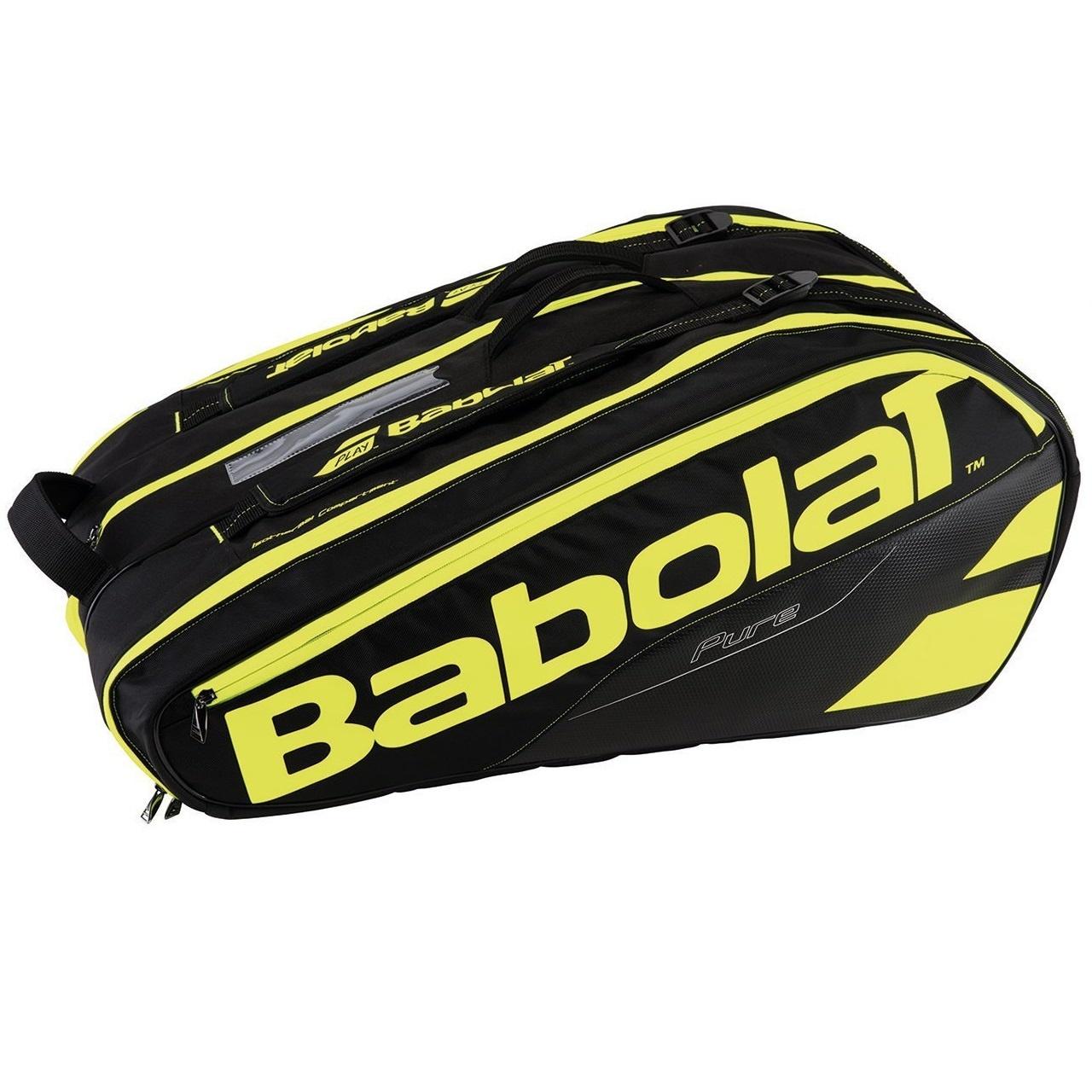 Babolat RH X12 Pure Line Noir/Jaune