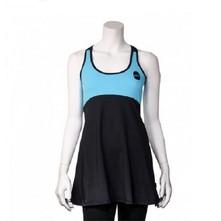 Ionik Dress 2525UV Black/Turquoise