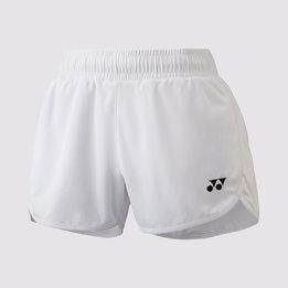 Yonex Short YW0004 Femme Blanc