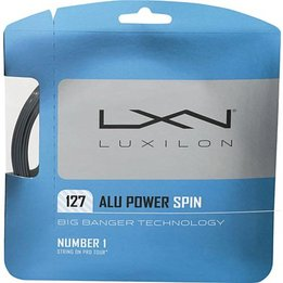 Luxilon Alu Power Spin 125