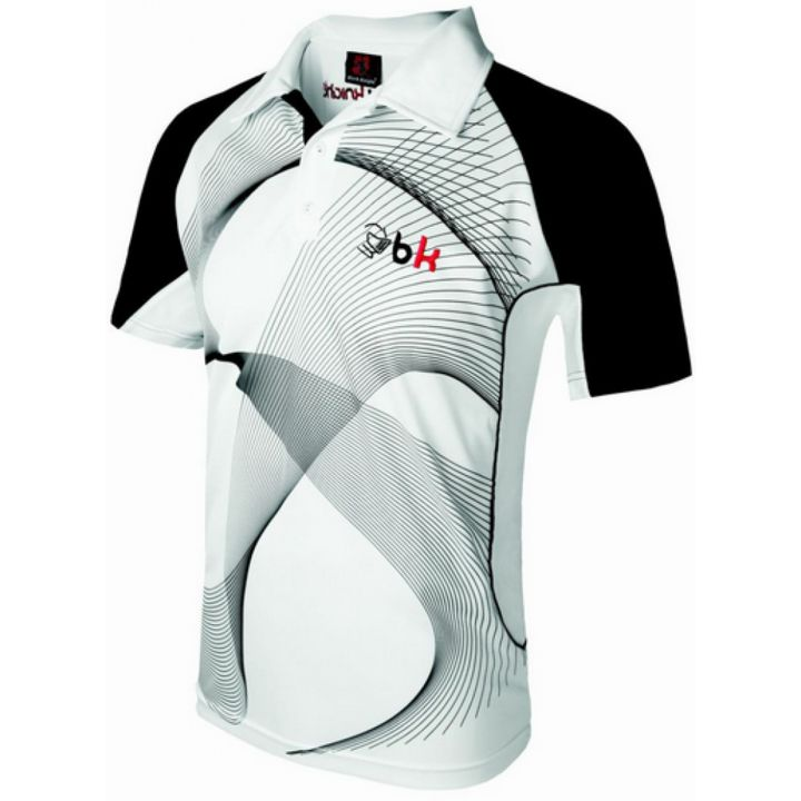 Black Knight Polo CLC-MX Black/White