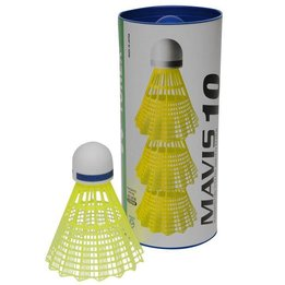 Yonex Mavis 10 Yellow Mini Tube (Nylon)