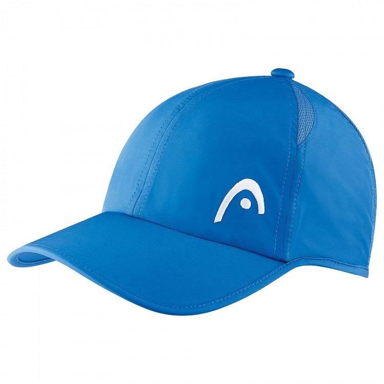 Head Pro Player Cap Bleu