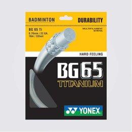 Yonex BG65 Ti (10m)