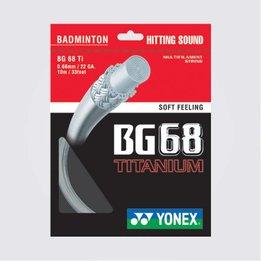 Yonex BG68 Ti (10m)