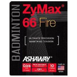 Ashaway ZyMax 66 Fire
