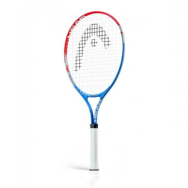 "Head Novak Junior Series (Rouge/Bleu) 23"""