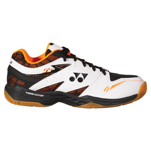 Yonex Power Cushion 55 White/Orange