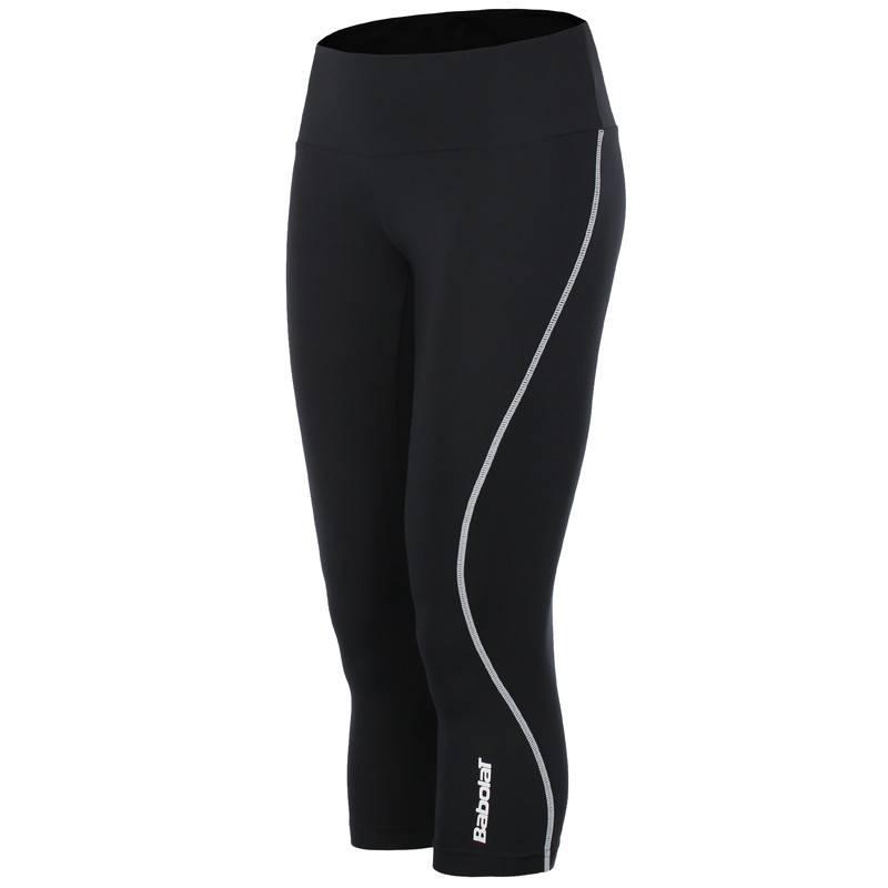 Babolat Legging Tr Basic Femme Noir
