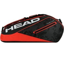 Head Tour Team 6R Bag  BKRD