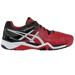 Asics Shoes Gel Resolution 6 Men - Red/White