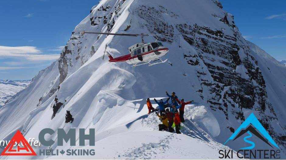 Learn About CMH Heli-Skiing - Friday, Oct 12th or Sat, Oct 13th