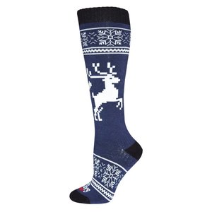 Hot Chillys Holiday Fever Mid Volume Socks 2018/2019