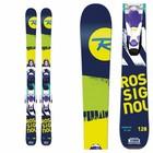 ROSSIGNOL Terrain Boy Jr Skis w/ X Kid 4 Ski Bindings