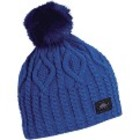 Turtle Fur Snowglobe Hat Blue