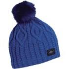 Turtle Fur Snowglobe Hat Blue
