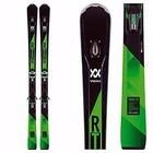Volkl RTM 84 Skis w/ IPT WR XL 12 Ski Bindings 2017/2018