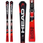 Head Supershape Rally SW Skis w PRD 12 Bndg 2018/2019