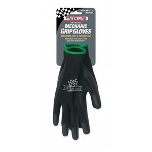 Finish Line Finish Line Mechanic Grip Gloves