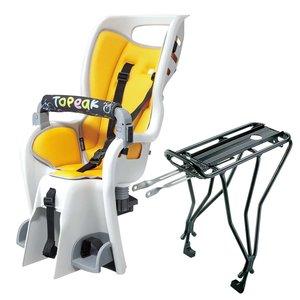 Topeak Babyseat II w/ Disc Rack