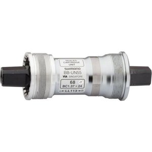 Shimano BB-UN55 Square Taper English Bottom Bracket