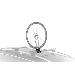 Wheel On Silver/Black