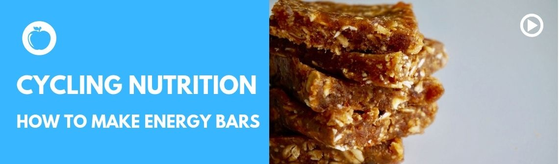 Prepare your own energy bars