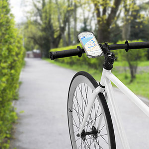 Nite Ize Wraptor Universal Rotating Smart Phone Stem/Handlebar Mount