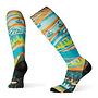 Smartwool M PhD Ski Ultra Light 25th Anniversary Print Sock