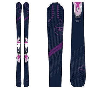 Rossignol Experience 80 Ci W with Xpress 11w Binding Womens Ski 2019