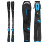 Head Pure Joy SLR Skis with Joy 9 GW Binding 2018/2019