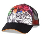 Turtle Fur Watercolor Mountain Trucker 19/20 - Atmosphere