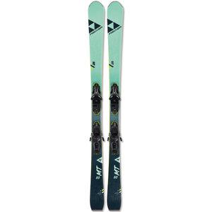 Fischer MY PRO MT 80 Skis + MY RS 10 GW Powerrail 2020