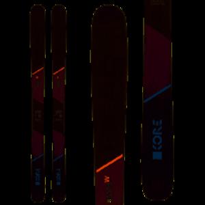 Head Kore 99 W Vi Skis 2019/2020