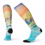 Smartwool W PhD Ski UL Light Lifecycle Print Sock
