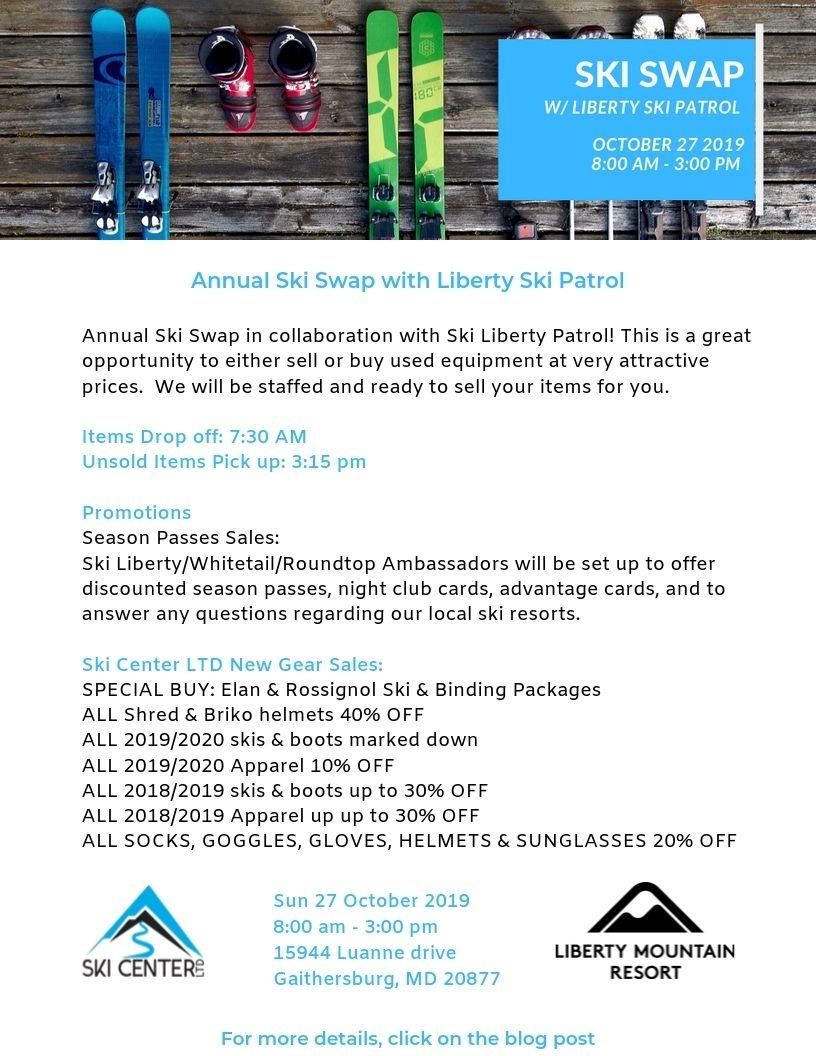Ski Swap 2019