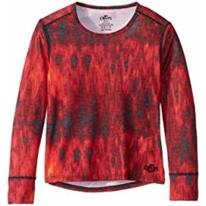 Hot Chillys K Midweight Print Crewneck 19/20