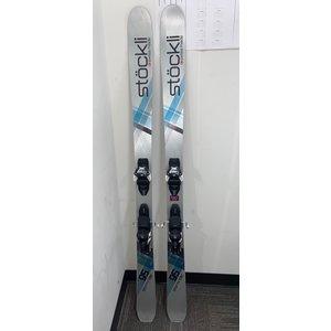 Stockli Used Stormrider 95 175cm + Warden MNC 13 2018/2019