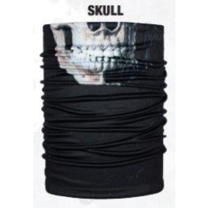 Phunkshun Wear Double Tube - Faces 20/21 Skull