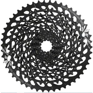 Sram GX Eagle XG-1275 Cassette - 12 Speed, 10-50t, Black