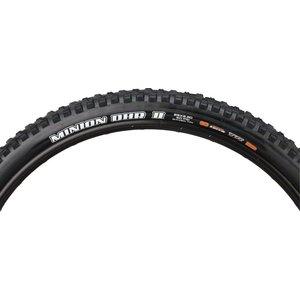 Maxxis Minion DHR II Tire - 29 x 2.3, Tubeless, Folding, Black, 3C Maxx Terra, DD