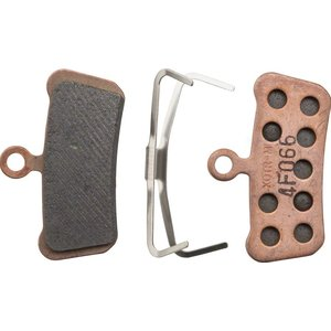 Sram Disc Brake Pads - Sintered Compound, Steel Backed, Powerful, For Trail, Guide, and G2