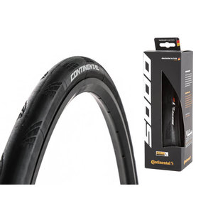 Continental Grand Prix 5000 Tire - 700 x 25, Clincher, Folding, Black, 330tpi