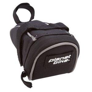 Planet Bike Little Buddy Seat Bag: Black