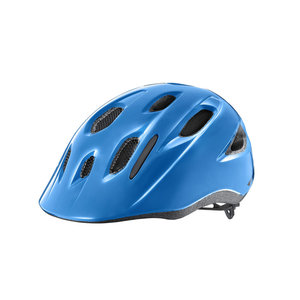 Giant Hoot Youth Helmet OSFM ARX Gloss Blue (w/ Bug Net)