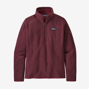 Patagonia W Better Sweater 1/4 Zip 20/21