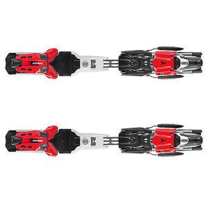 Atomic X16 VAR Binding 2020/2021 Red/Black 70mm
